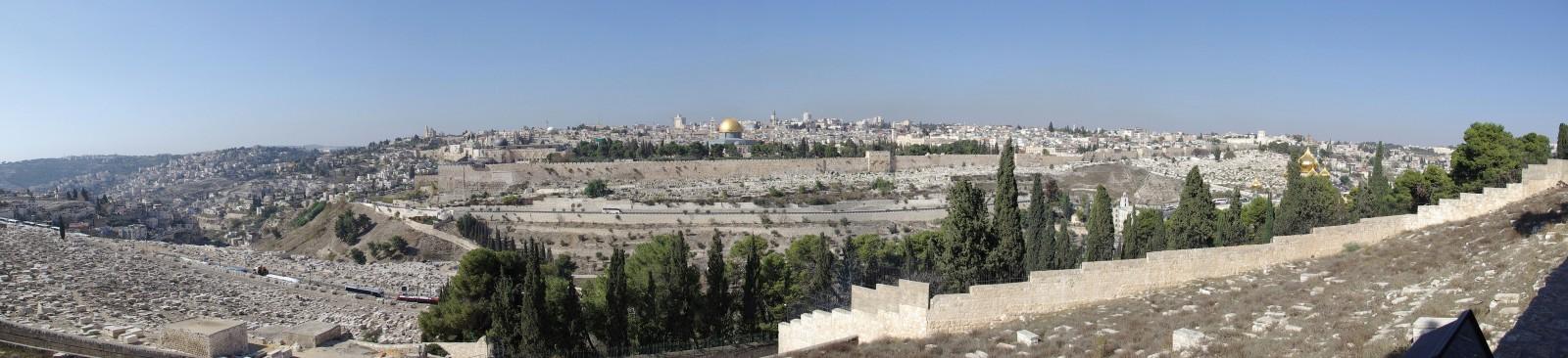 image: Jerusalem.