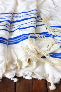 Photo: Prayer Shawl