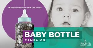 Baby Bottle Campaign for Rockville Women's Center